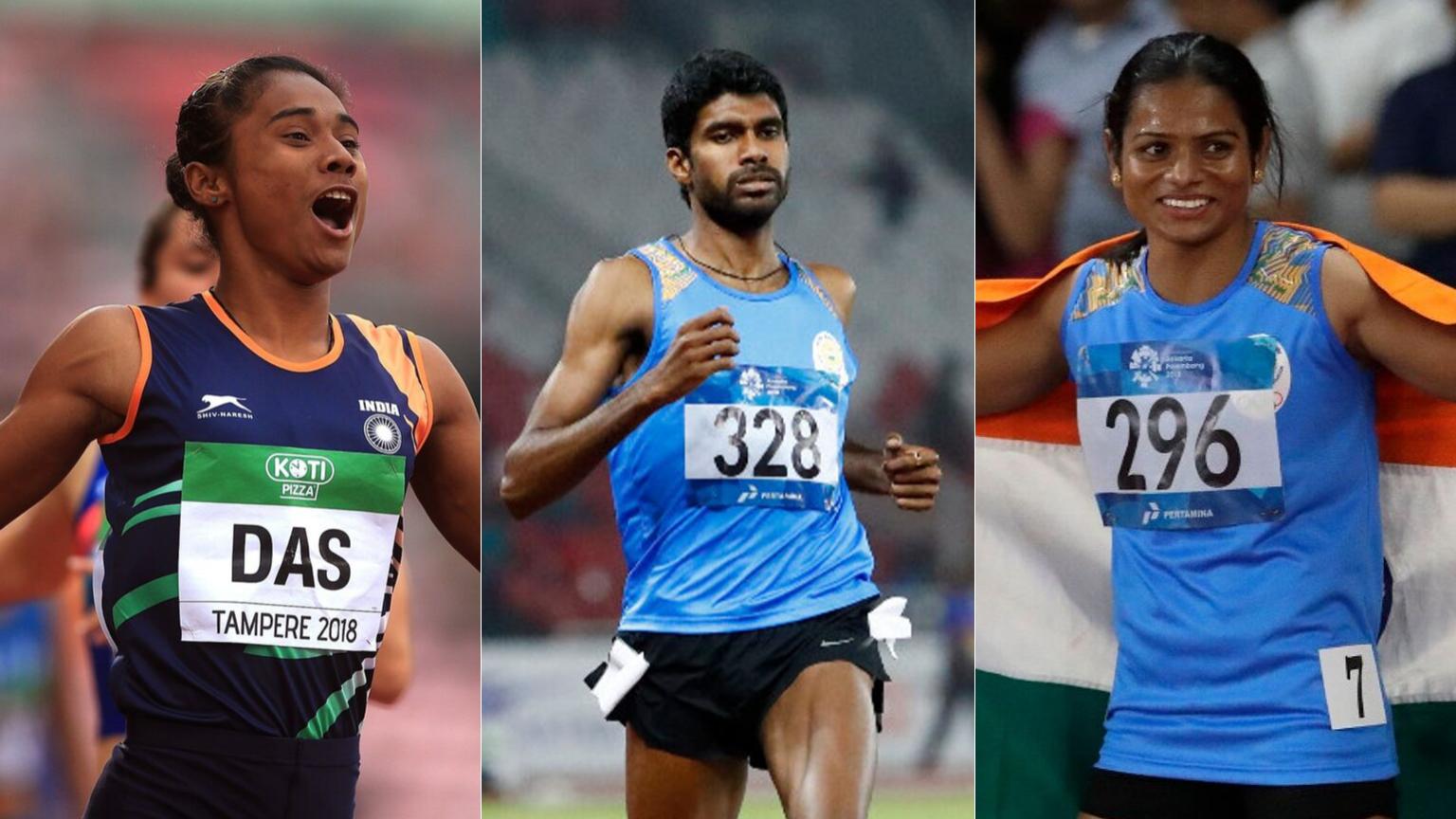 World Athletics C'ships: 27 Indians in 16 Events & No Hima, Neeraj