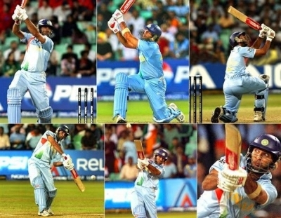 This day, that year: When Yuvi created record