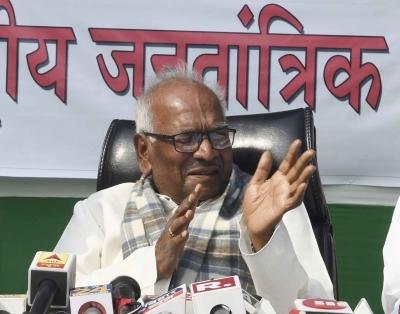 JDleader Vashishtha re-elected Bihar party president