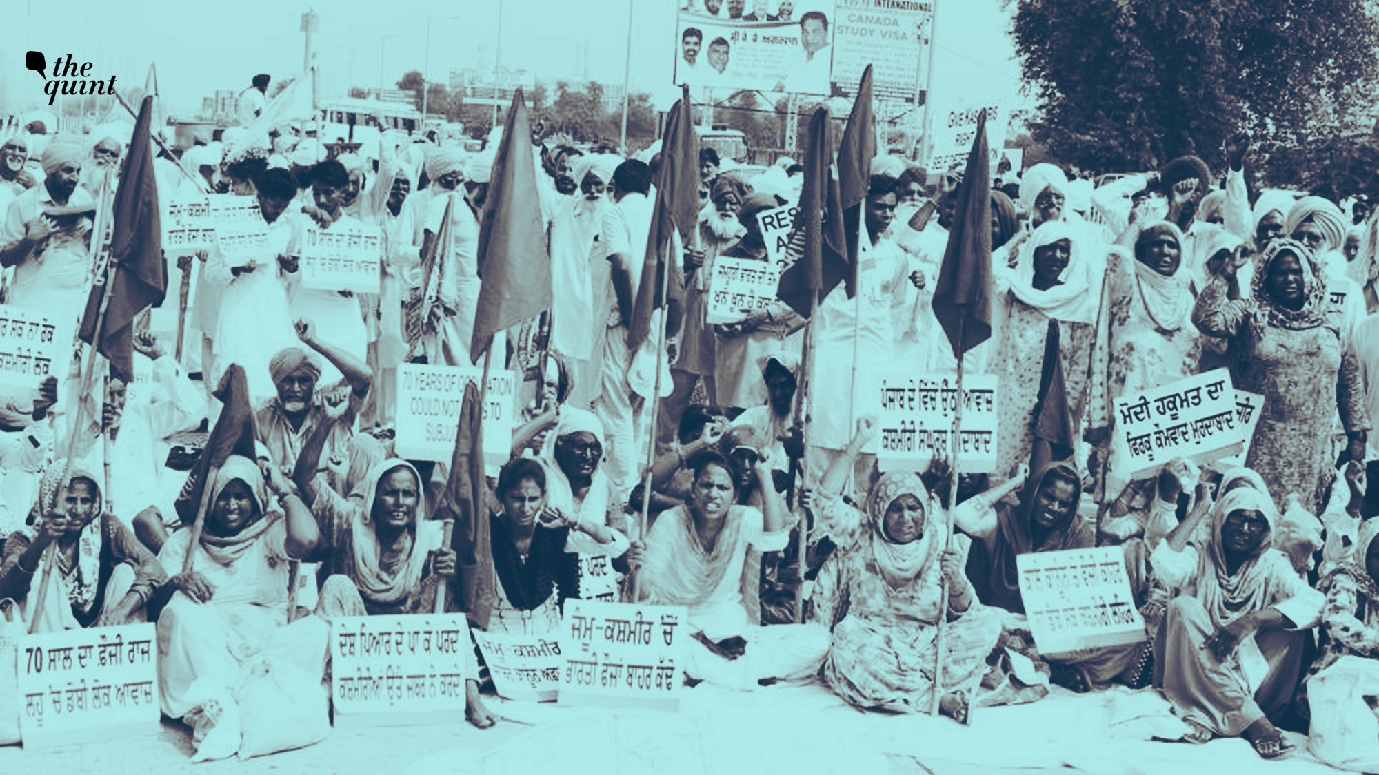 'Our Pain Is the Same': Why Punjab Continues to Fight for Kashmir