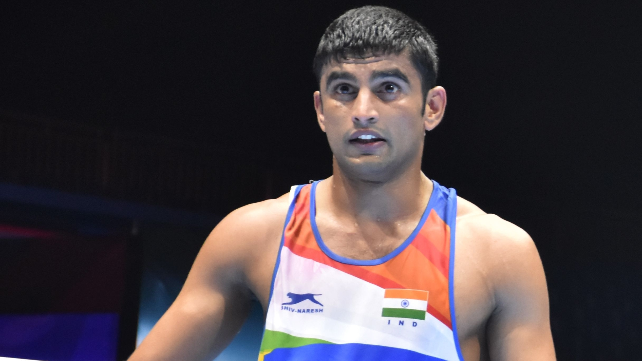 Manish Bags Bronze in His Maiden World Boxing Championships
