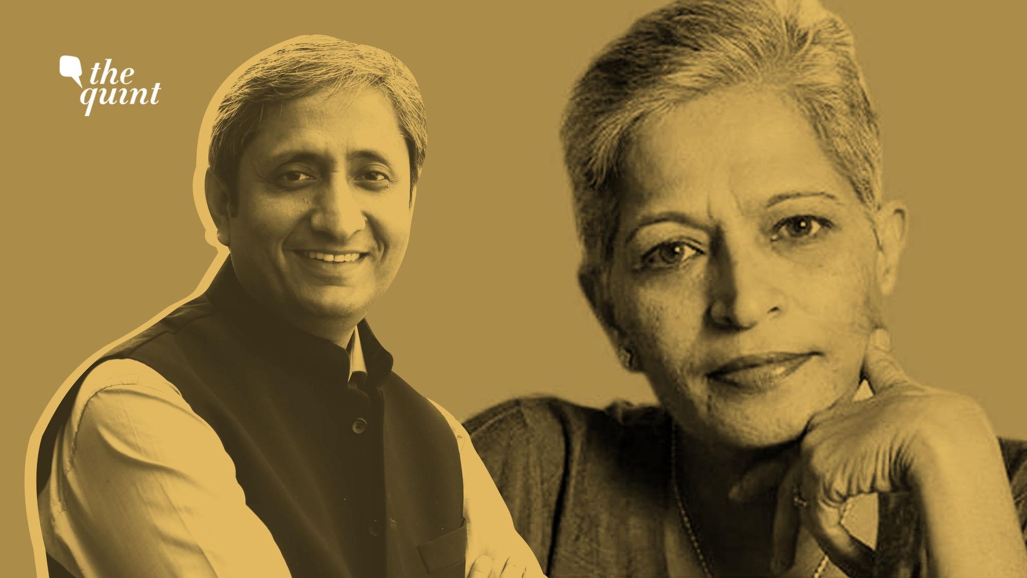 Ravish Kumar to Receive First Gauri Lankesh Award for Journalism