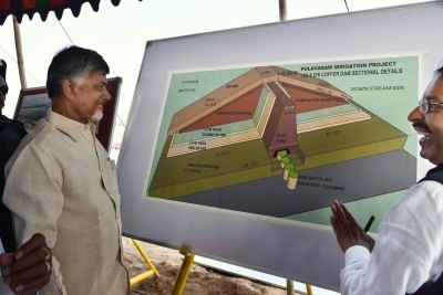 Andhra cancels Polavaram power project contract