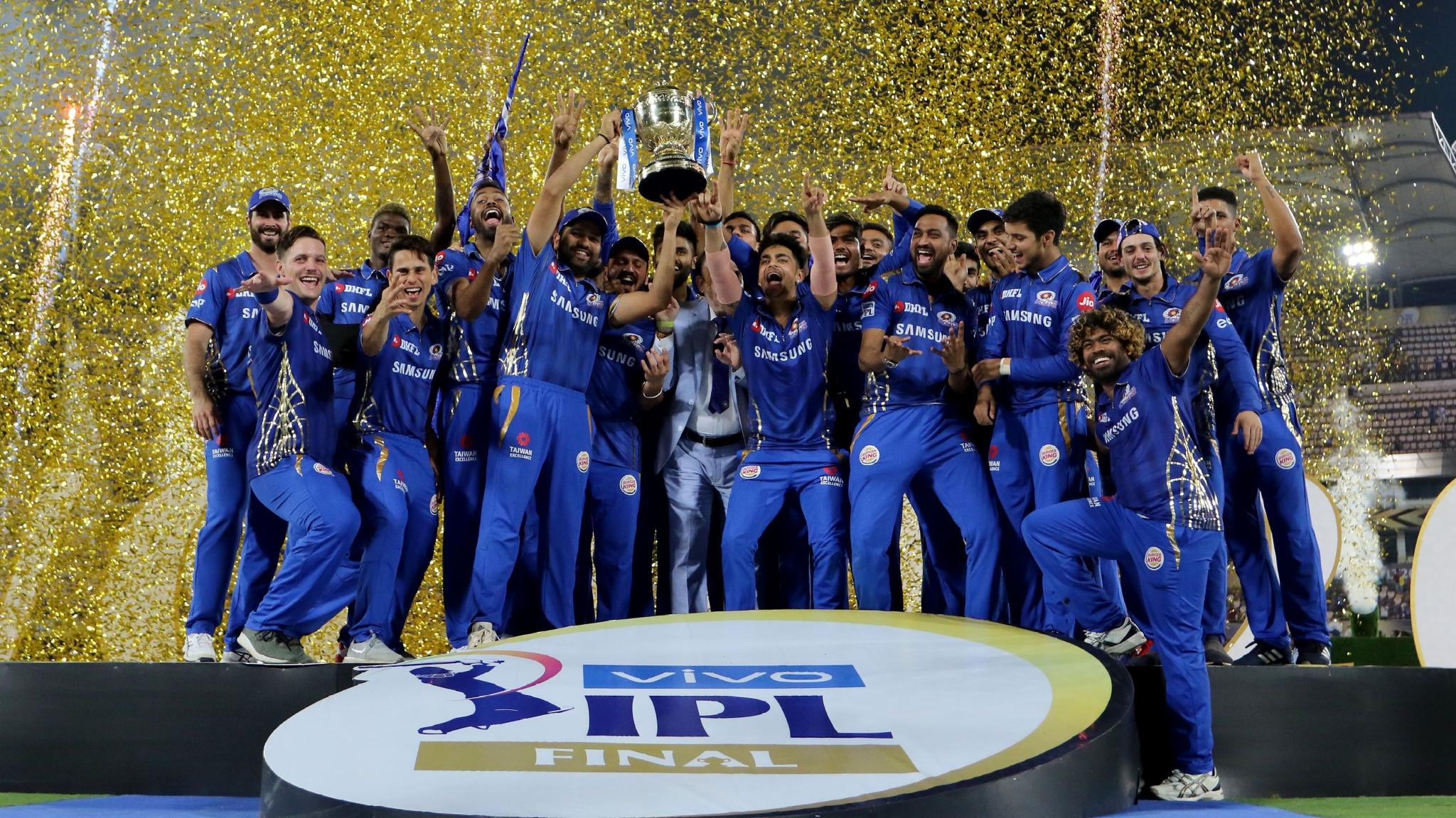 IPL Brand Study: MI & CSK Most Valuable, KKR Witnesses a Slump