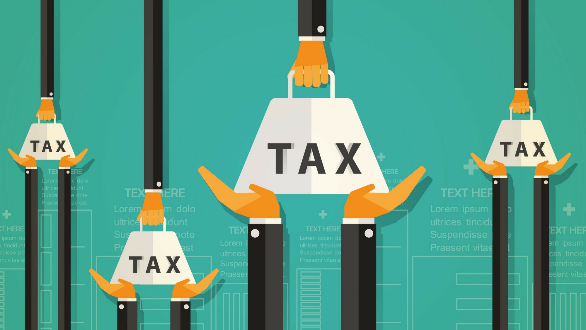 Tax Collection Misses Target by a Wide Margin; Inches up 4.7%