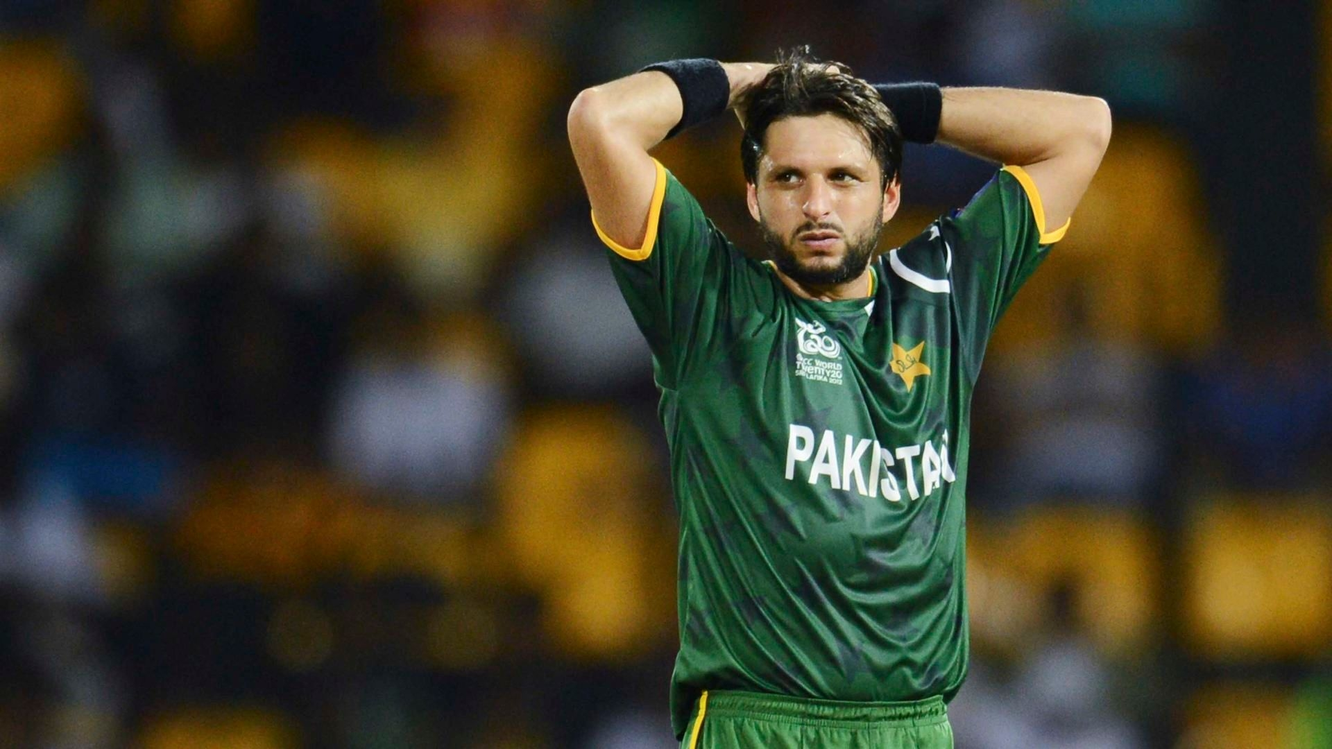 Afridi Blames India for Lankan Players Boycotting Pakistan Tour