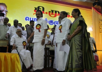 DMK's General Council to meet on Oct 6