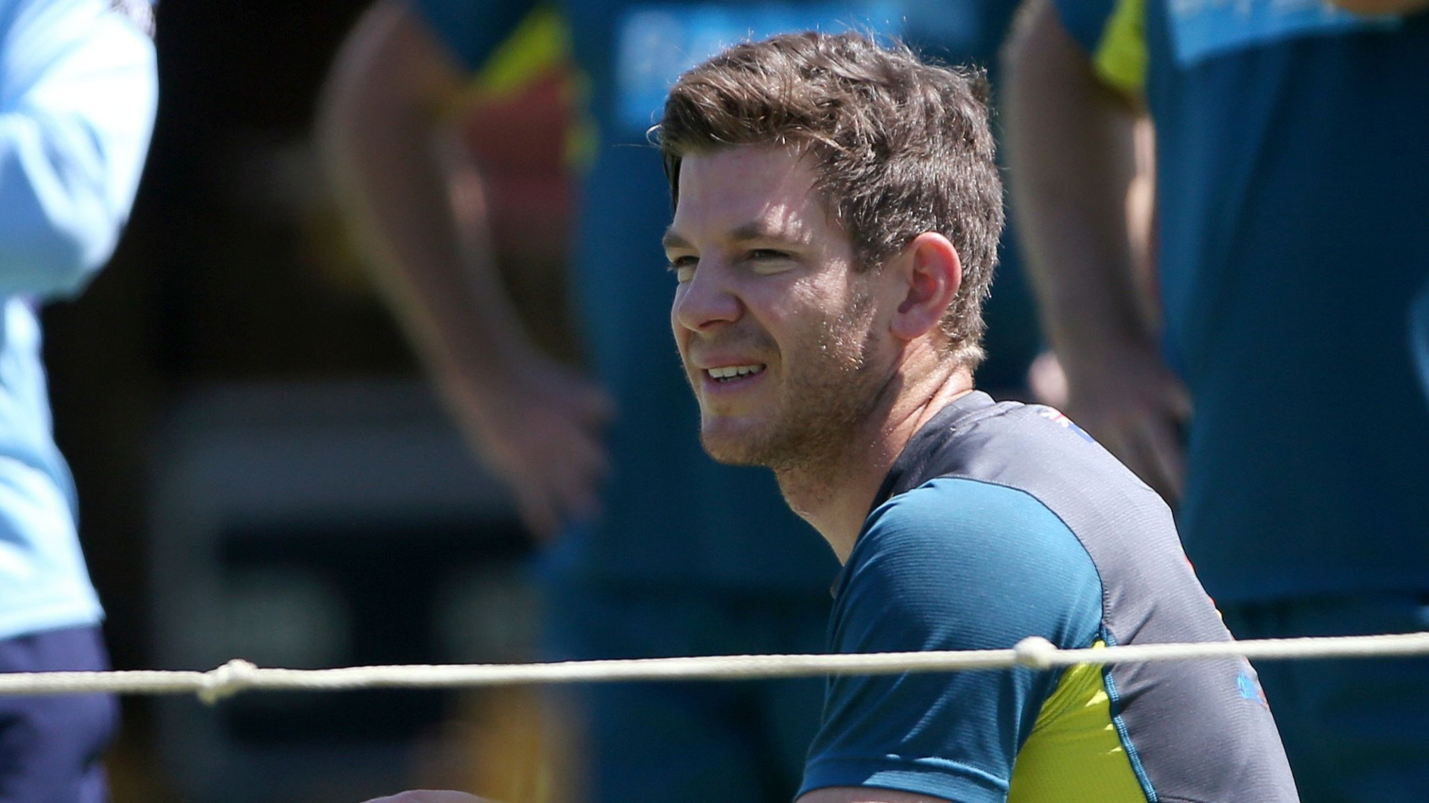 Aus Captain Tim Paine Played 5th Ashes Test With a Broken Thumb