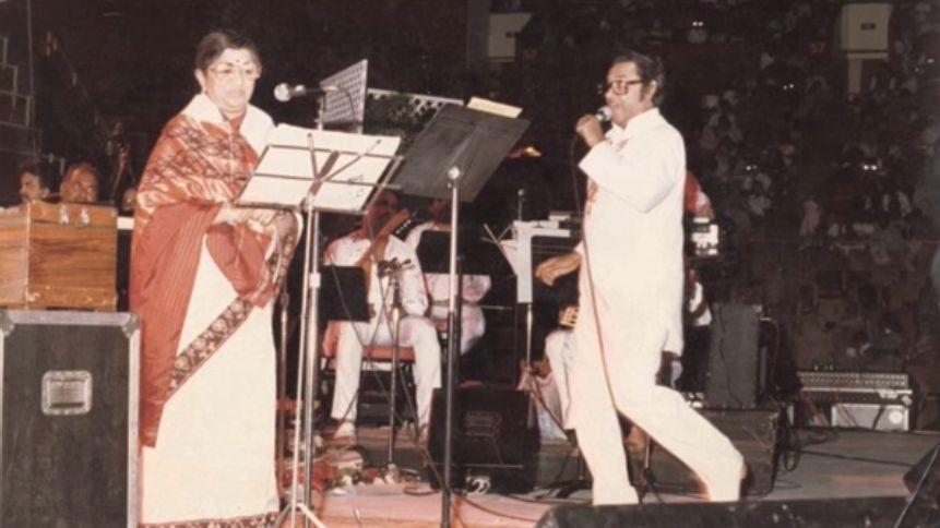 Play It Again: An Evening In New York With Lata Mangeshkar