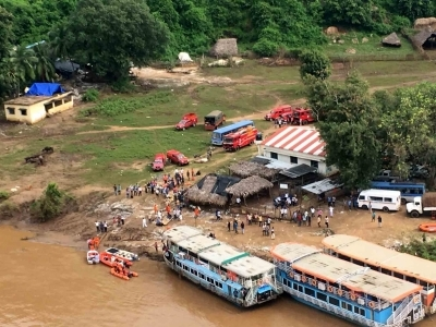 14 more bodies recovered from Godavari, toll mounts to 26