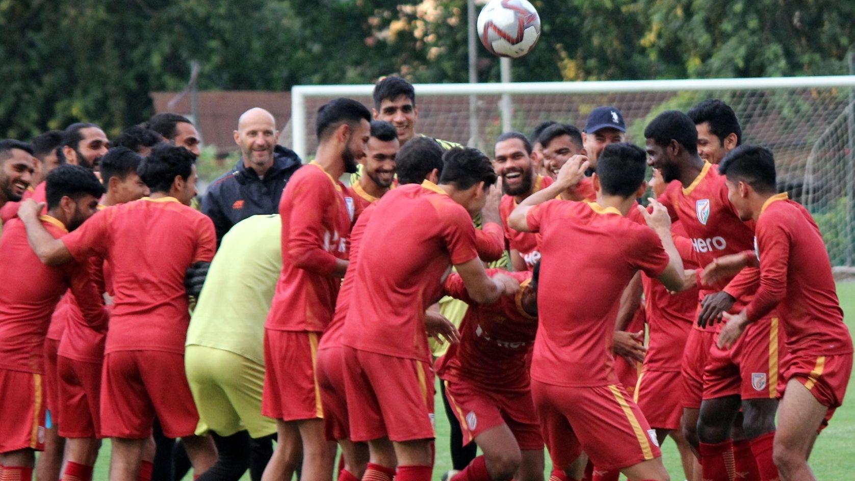 India Face Toughest WC Qualifying Match Against Qatar Tonight