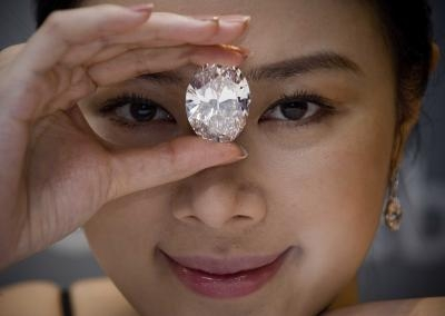 Sotheby's Diamonds unveils new collection
