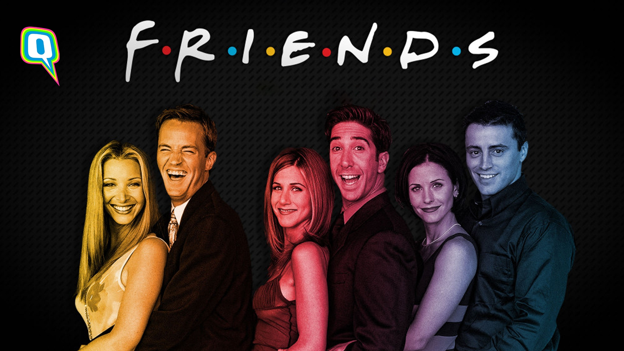 Signs You're Dating a Character From 'Friends'