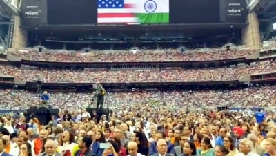 Thank you Houston for such amazing affection, says PM Modi