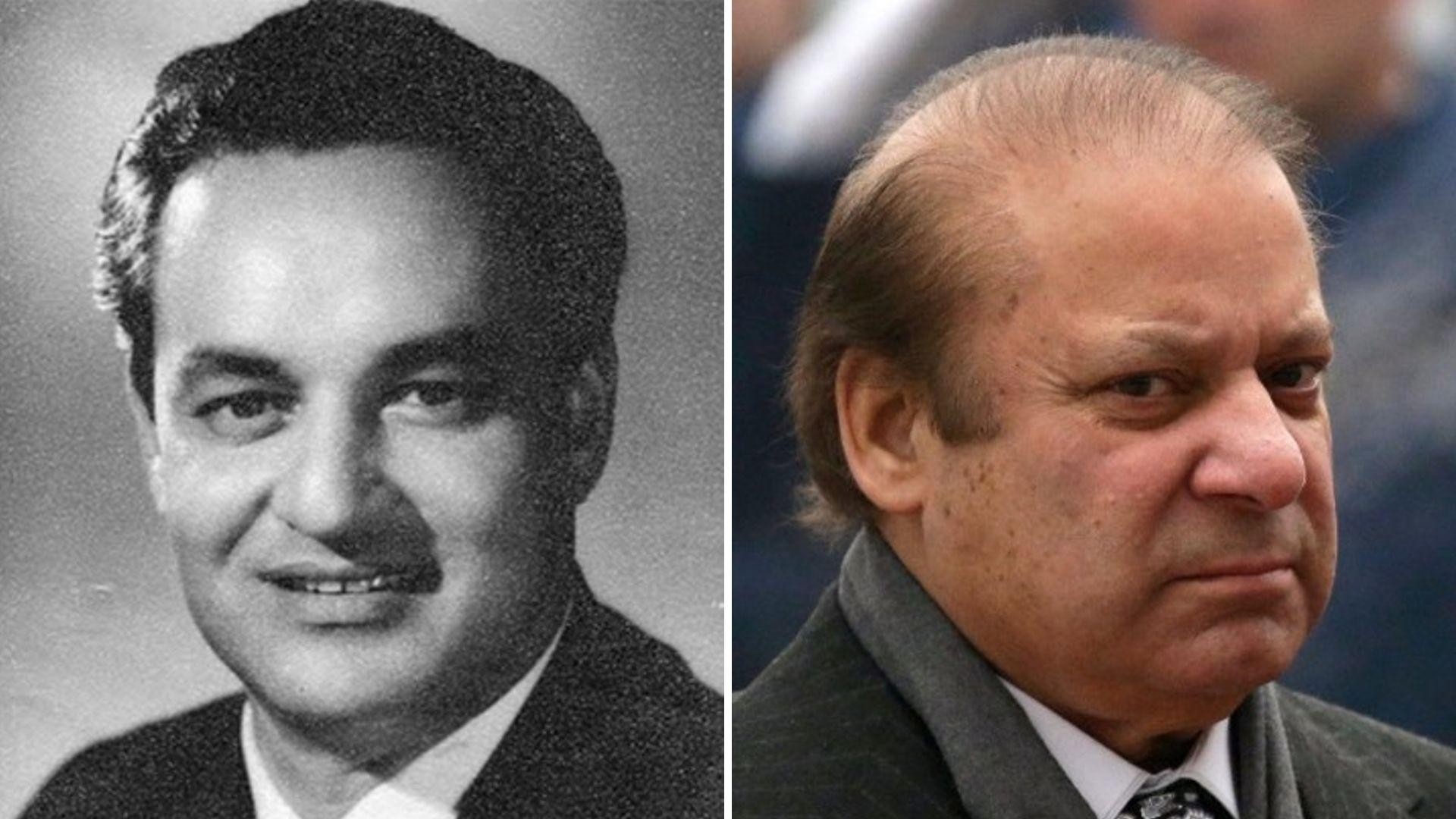 Nawaz Sharif Should be Provided Songs of Mukesh in Jail: Pak Min