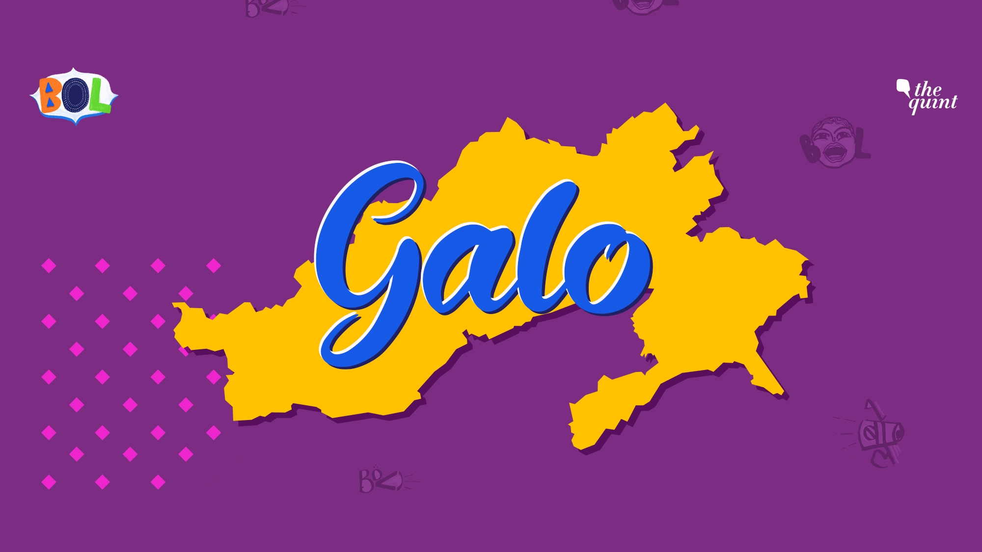 I Want to Save My Galo Language and My Tribal Culture