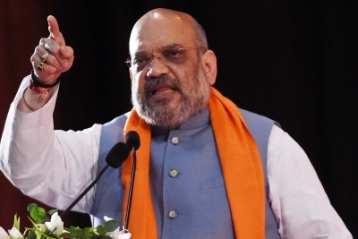 Amit Shah to address NRC convention in Kolkata on Oct 1
