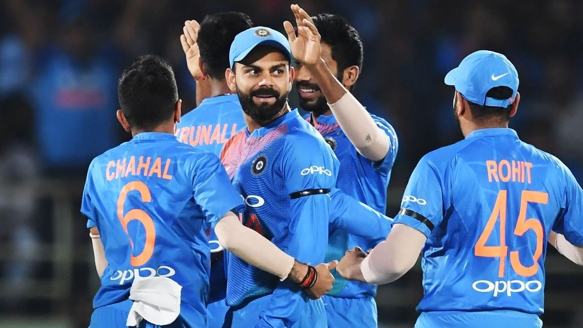 In Stats: India Eye First T20I Win Against South Africa At Home