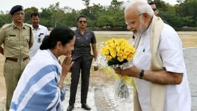 QKolkata: 'Fruitful Meet' Says Mamata After Meeting Modi & More