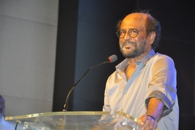 Sad that there can't be a common language in India: Rajinikanth