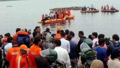 Capsized Andhra boat had 77 on board, 16 still missing