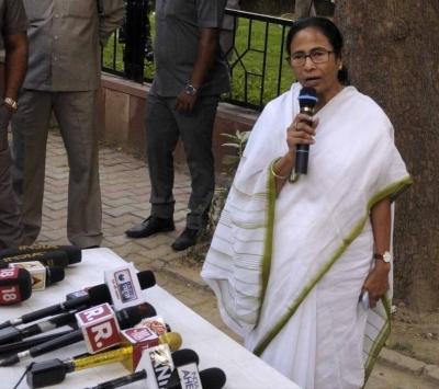 Mamata to demand Bengal's name change from Shah