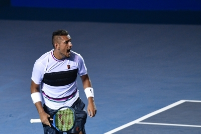 Tennis great Rod Laver slams Kyrgios' erratic behaviour