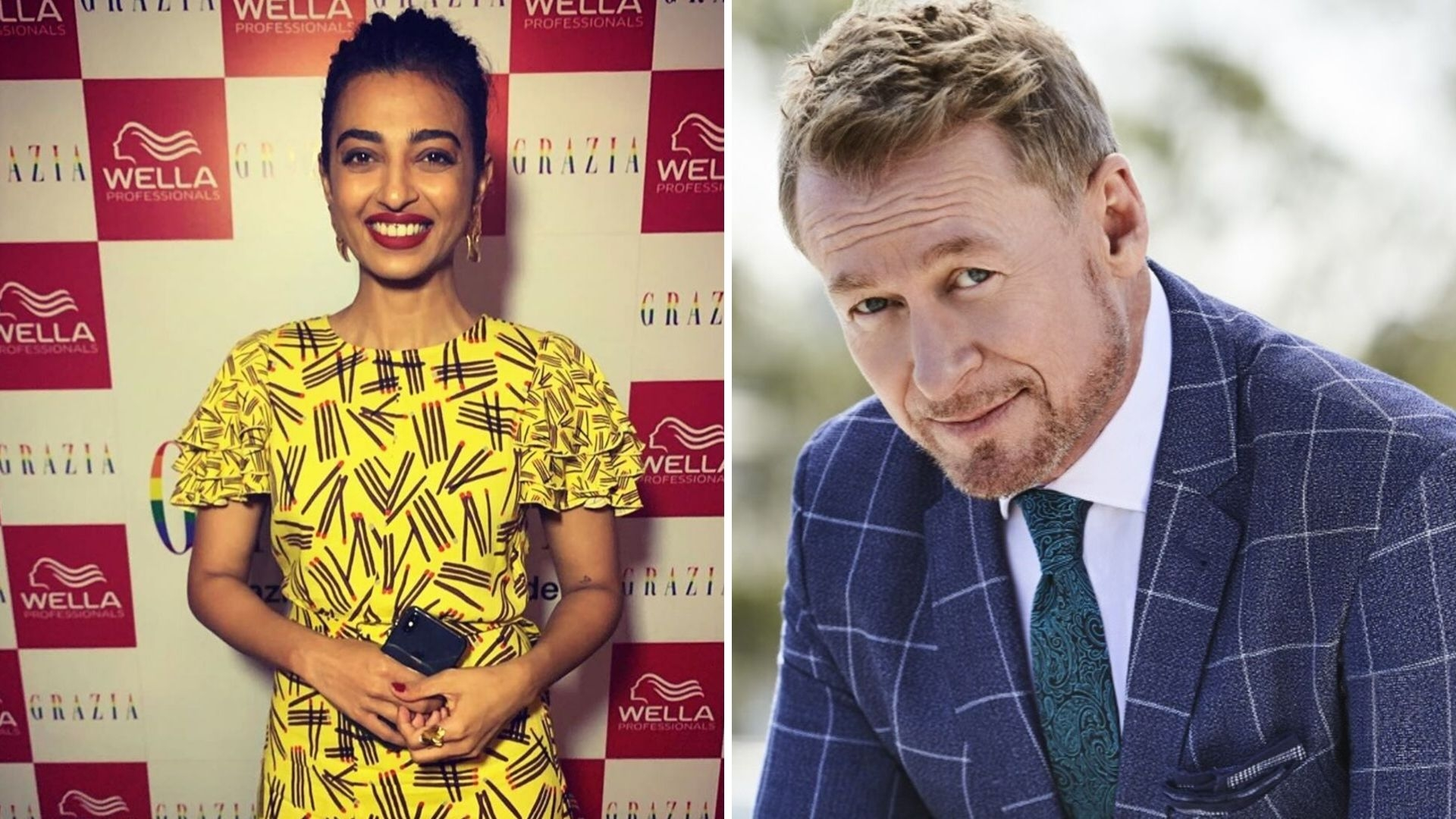 Radhika Apte & Richard Roxburgh to Star in Apple Series Shantaram