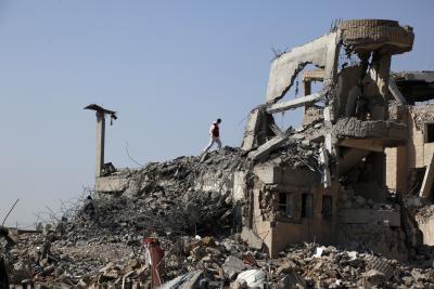 Saudi-led coalition destroys Houthi targets in Yemen