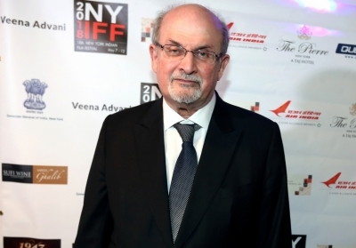 Rushdie's 'Quichote' shortlisted for 2019 Booker Prize
