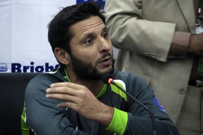 Afridi to play for Qalandars in Abu Dhabi T10