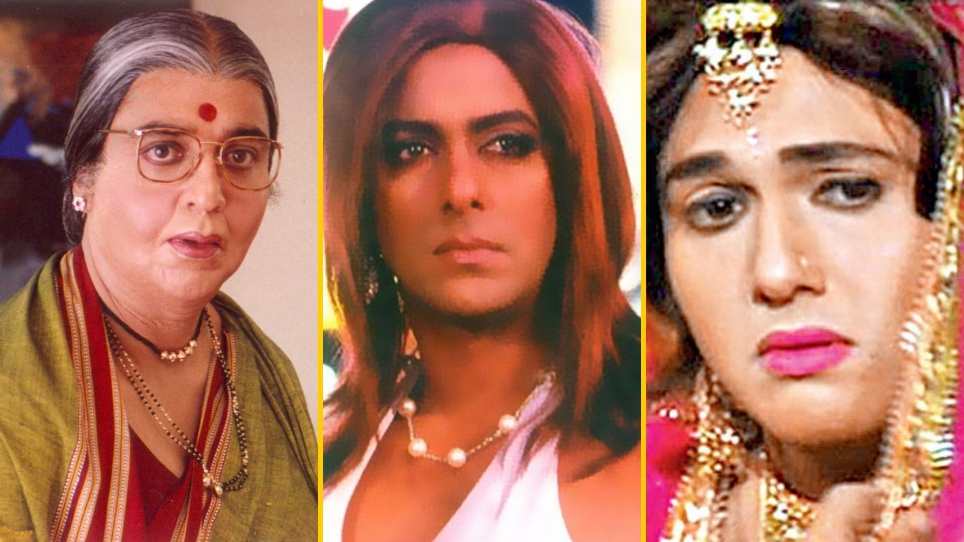 Before Ayushmann, Here Are Some Other Actors Who Cross-Dressed