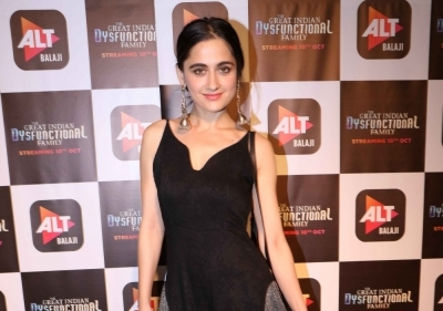 Sanjeeda Sheikh reveals why she coloured her hair red