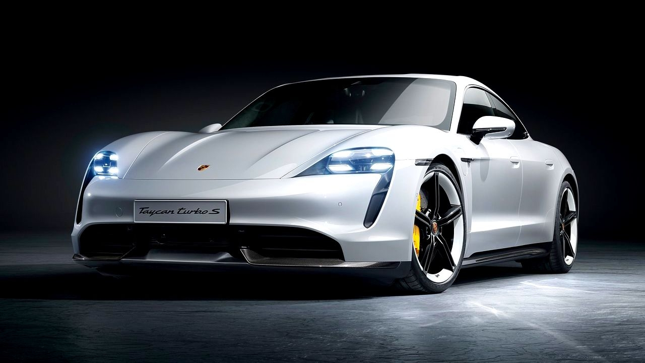 Porsche Taycan Electric Sedan Launched To Rival Tesla Model S