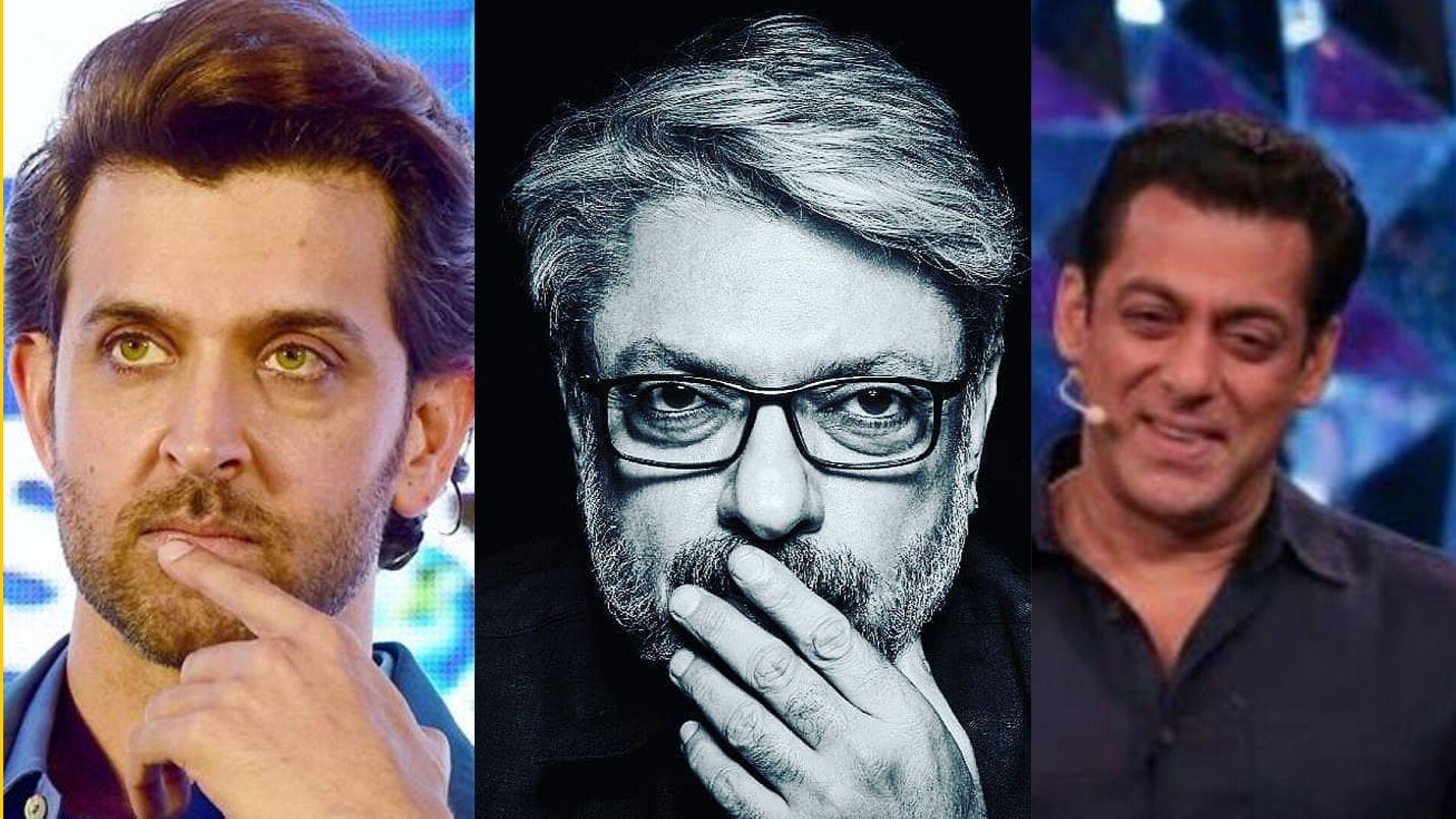 Hrithik to Replace Salman in Sanjay Leela Bhansali's 'Inshallah'?