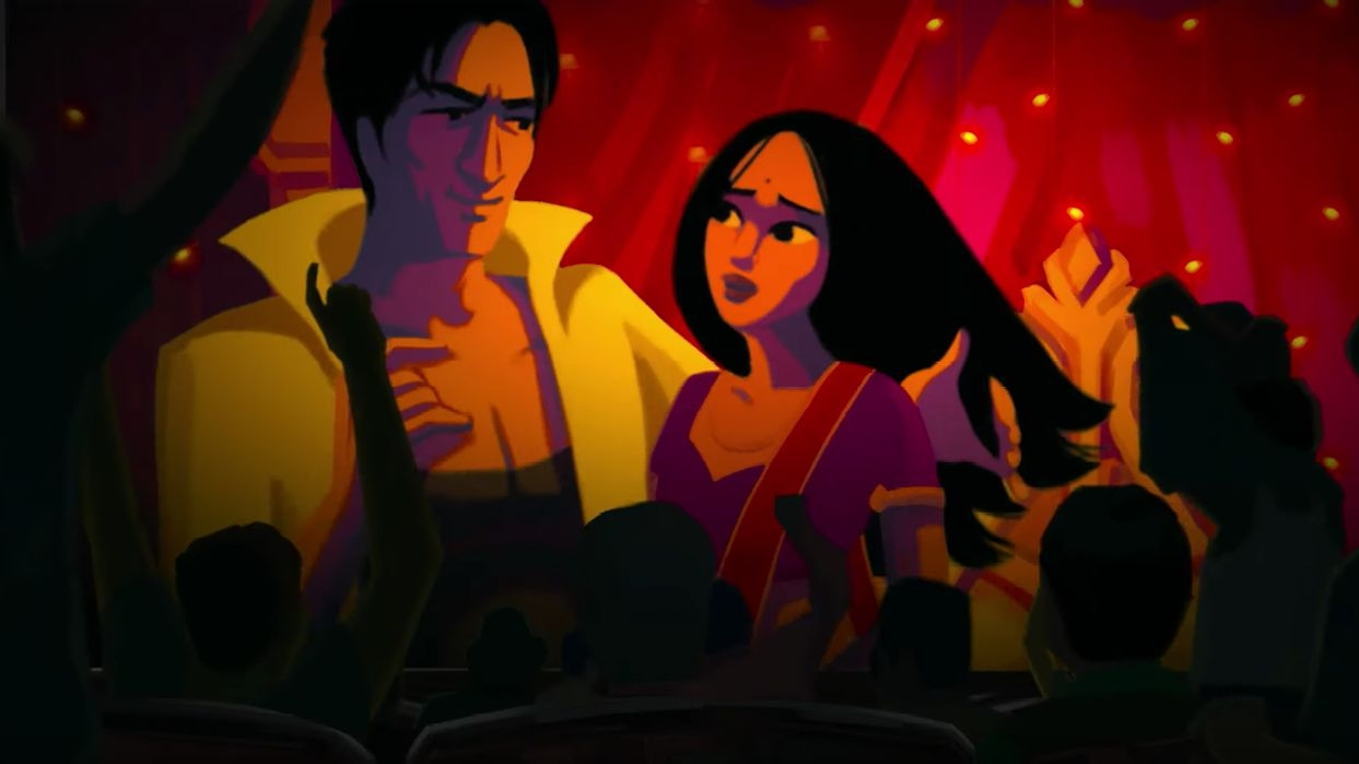 'Bombay Rose' is a World Crafted with Love, Colour & Empathy