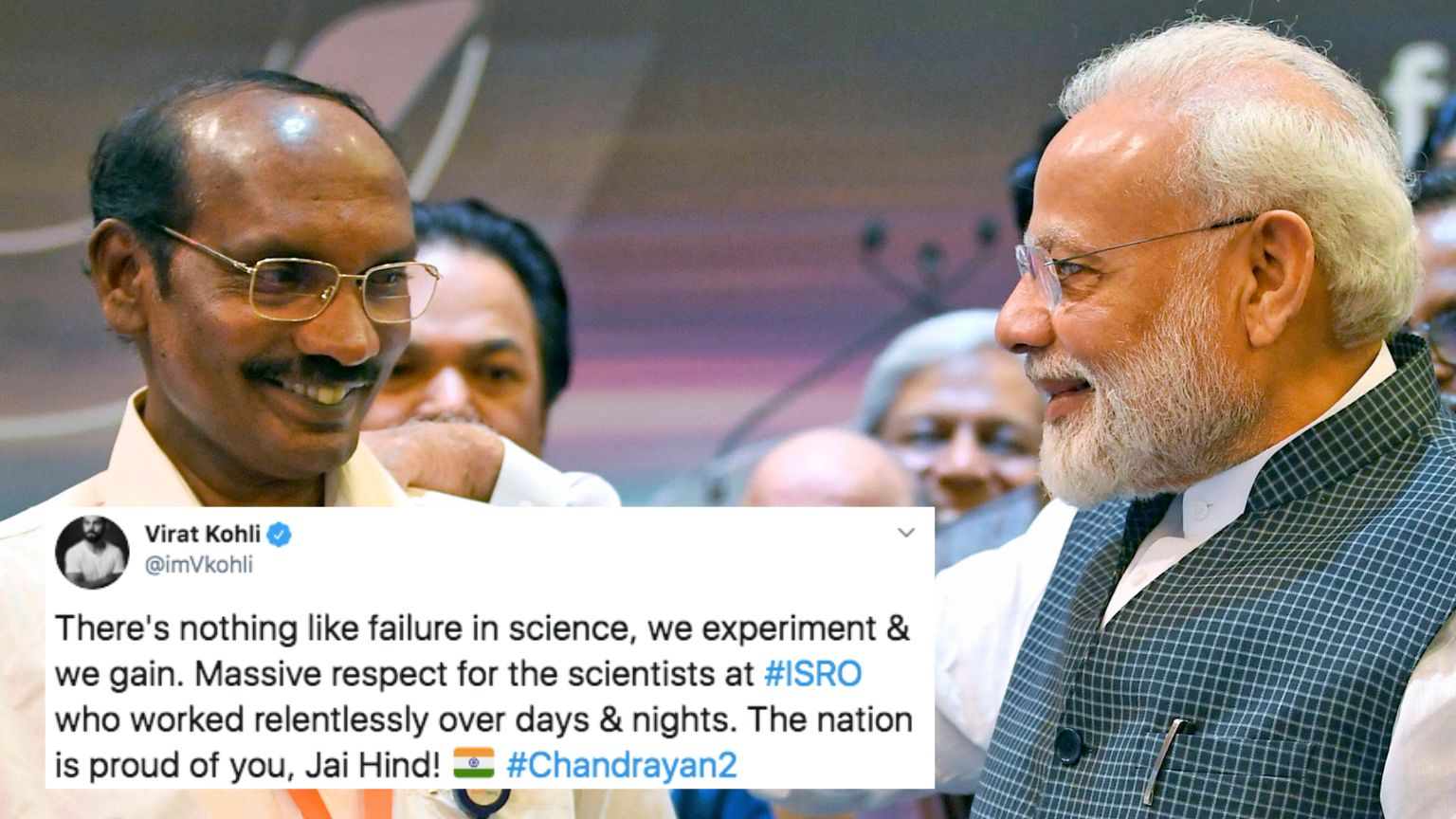 'Best is Yet to Come': Sports Stars Hail ISRO for Chandrayaan-2