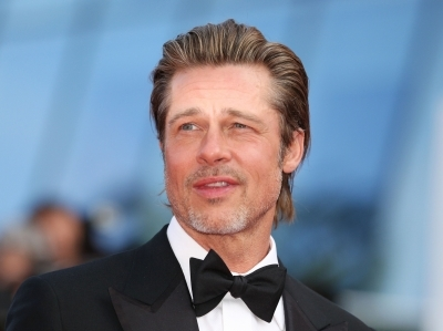 Brad Pitt reacts to his photos being talk of Internet