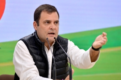 Rahul Gandhi's missing act