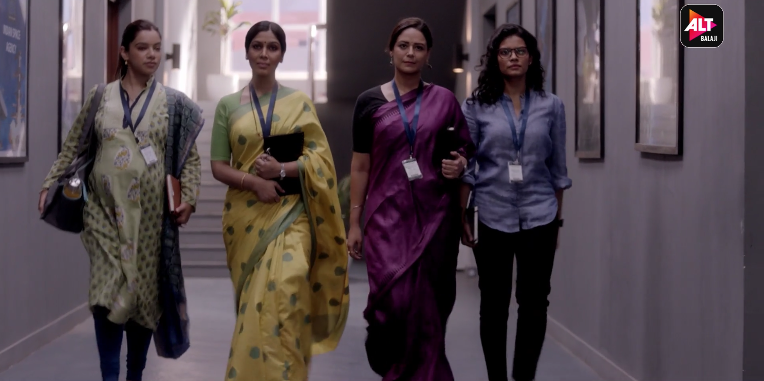ALT Balaji's M.O.M is Perfectly Timed With the Chandrayaan-2 Buzz