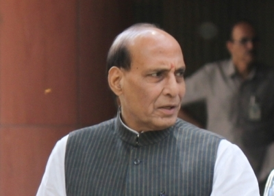 Armed Forces must be trained against chemical attacks: Rajnath
