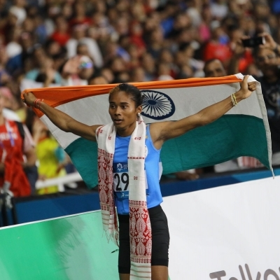 Hima Das ruled out of World Championships