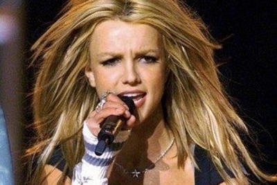 Britney Spears, beau make rare red carpet appearance