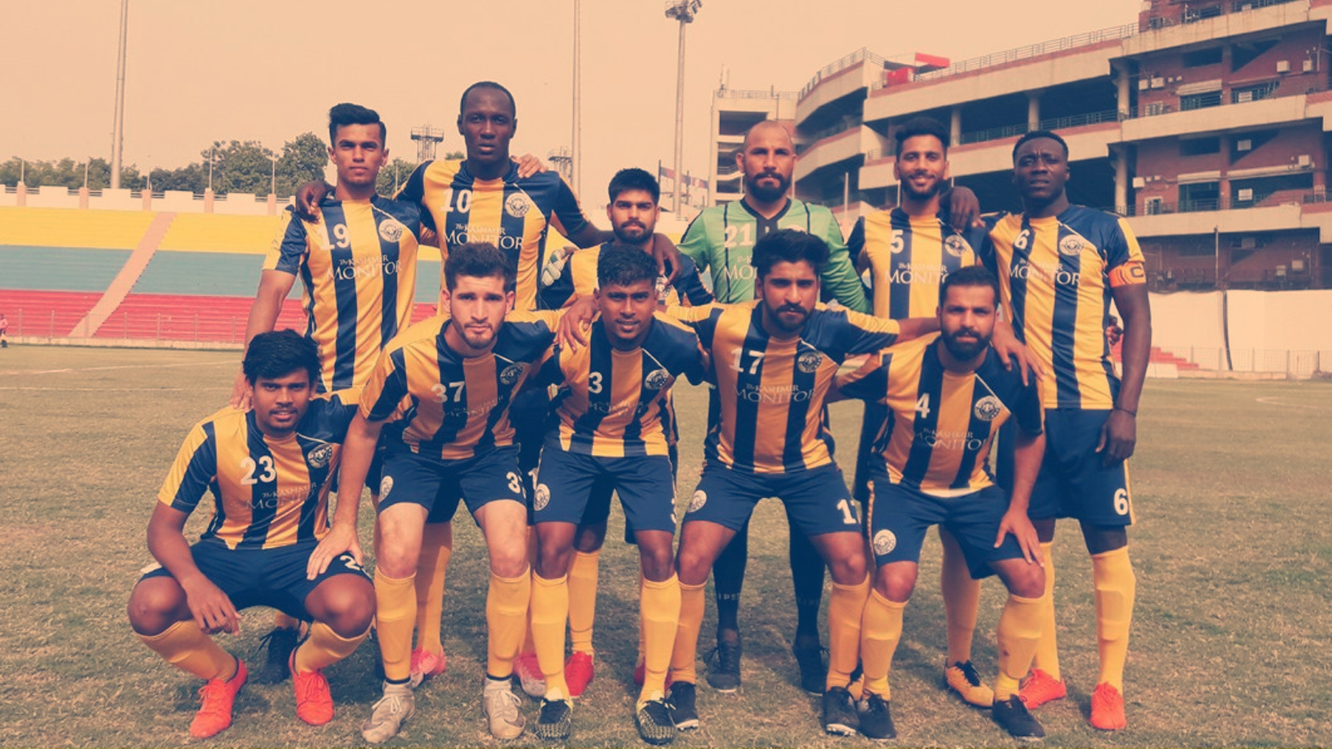 This Kashmiri Football Club Is Fighting for a New Beginning