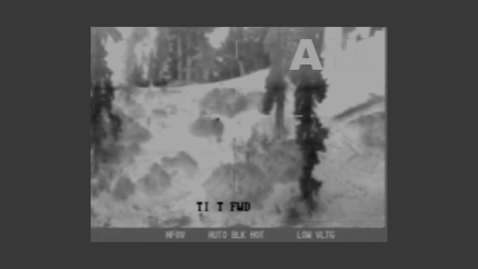 Indian Army Releases Footage of Failed Infiltration Attempt by Pak
