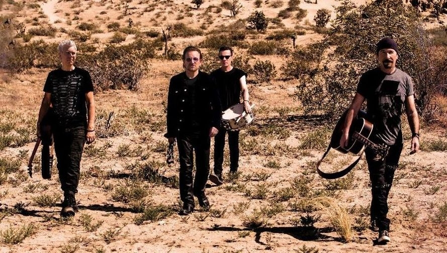 Legendary Rockers U2 to Perform in Mumbai This December