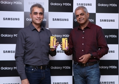 Samsung launches 2 new Galaxy M smartphones