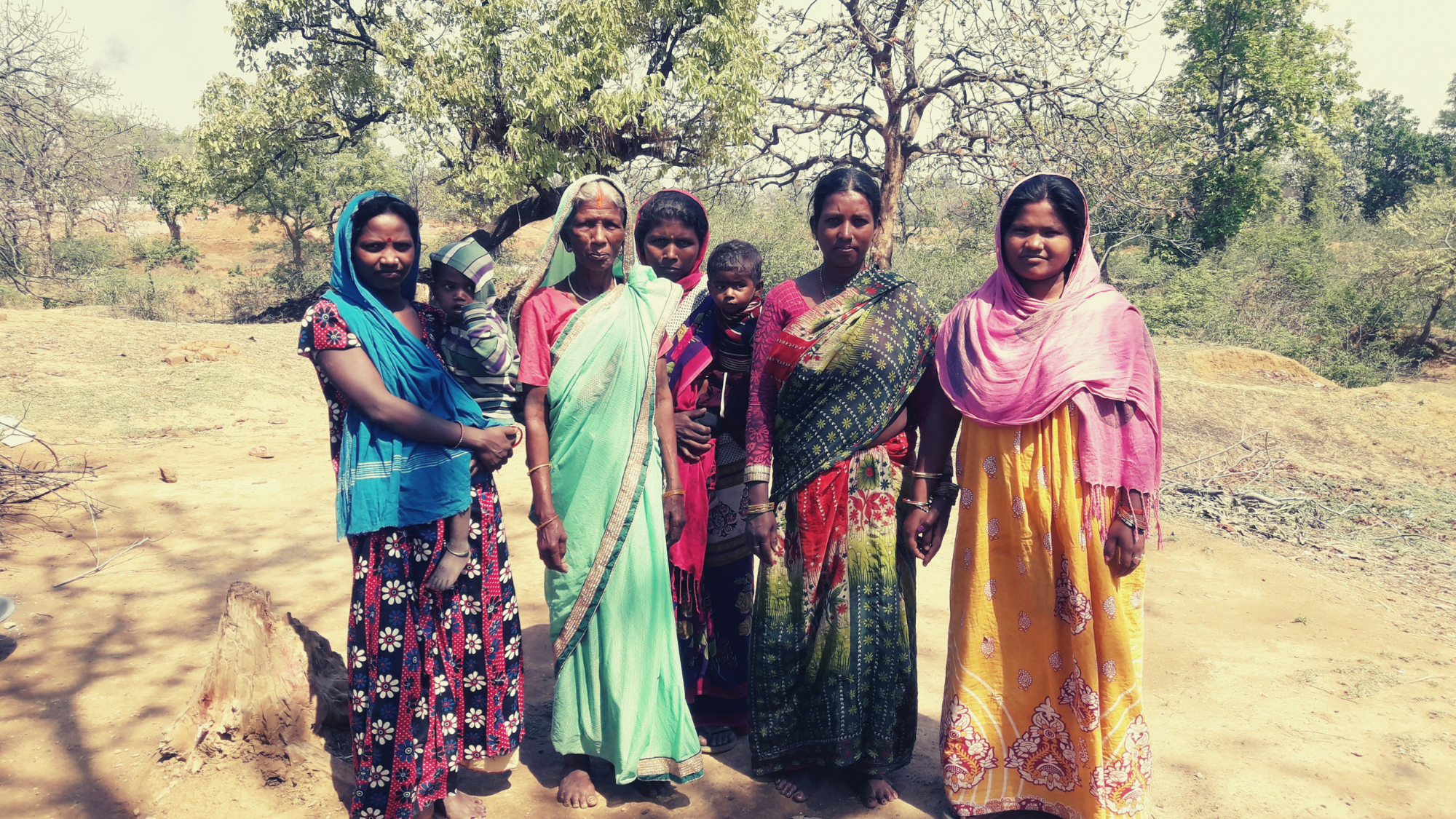 How This 65-Year-Old Woman Became a Messiah to Villagers in Pain