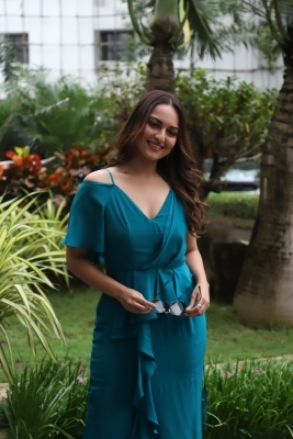 Sonakshi Sinha wants to be an ambassador of this brand