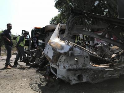 15 dead in Afghan blast claimed by Taliban